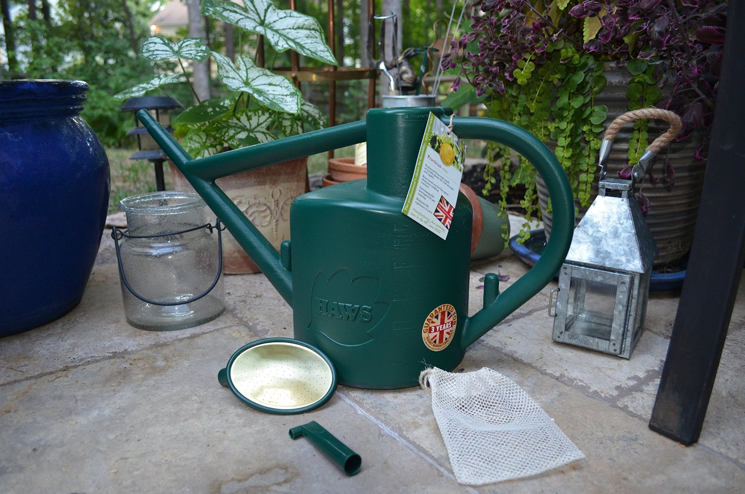Haws Practician Plastic Watering Can
