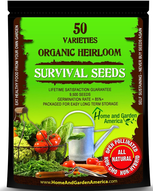 Heirloom Survival Seeds copy