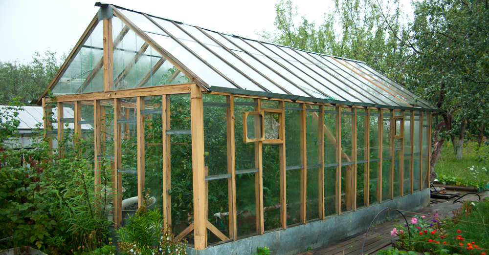 Van Arden Farms Greenhouse Aspirations